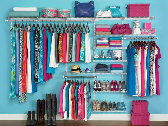 Image result for organizing closet