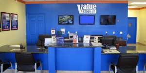 Value Interior Counter View