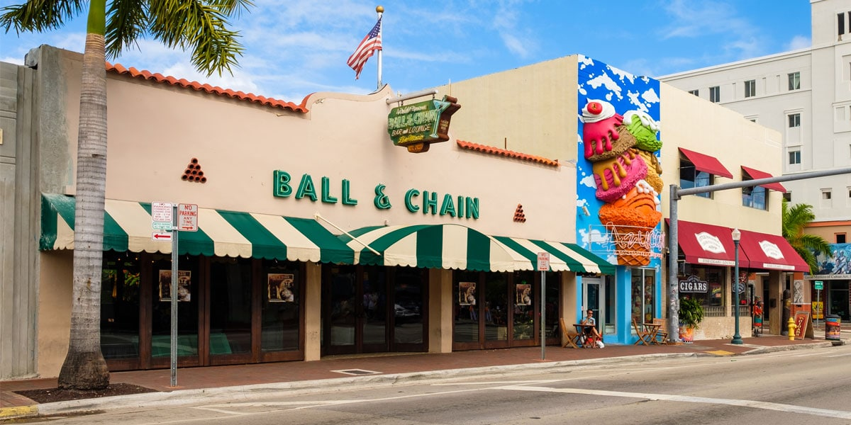 Little Havana Ball and Chain