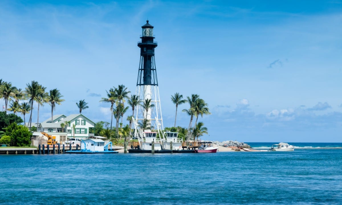 Landmarks, Attractions, and Places in Pompano Beach
