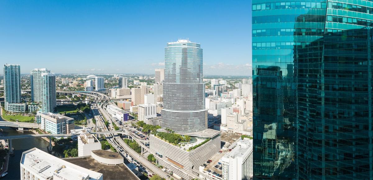 Doral Cityscape