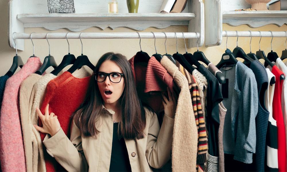 Seasonal Clothing Storage
